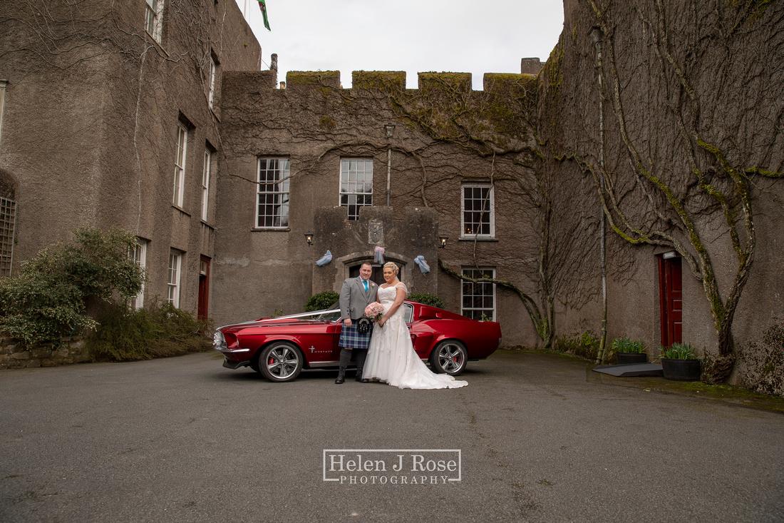 A - welsh wedding photographer - rct wedding photographer - Fonmon wedding photographer (37)