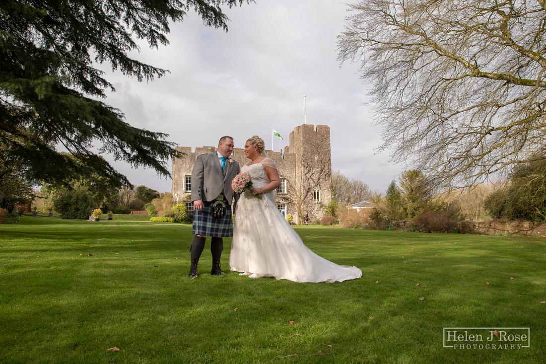 A - welsh wedding photographer - rct wedding photographer - Fonmon wedding photographer (175)