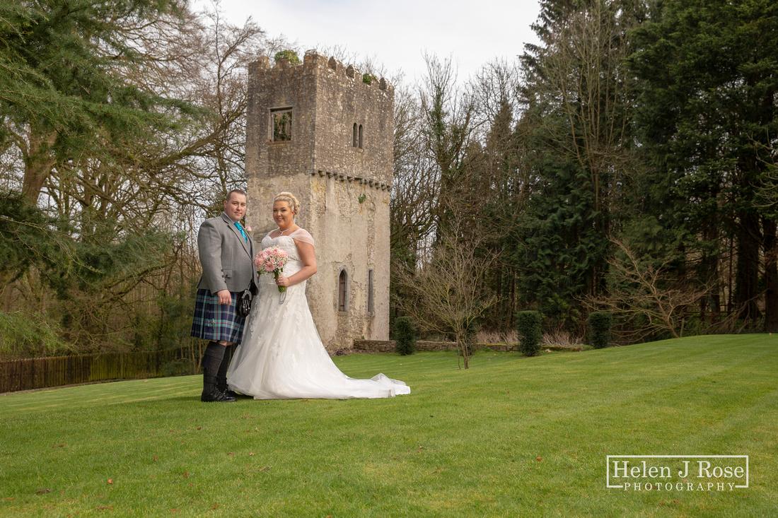 A - welsh wedding photographer - rct wedding photographer - Fonmon wedding photographer (144)