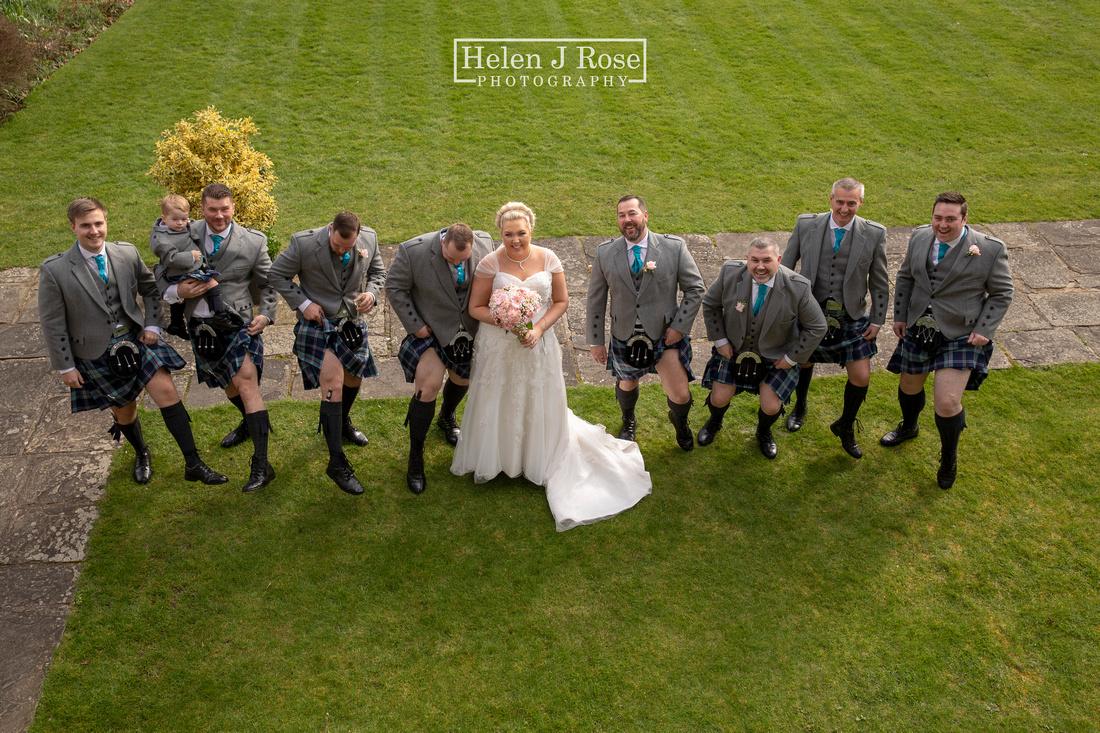 A - welsh wedding photographer - rct wedding photographer - Fonmon wedding photographer (796)